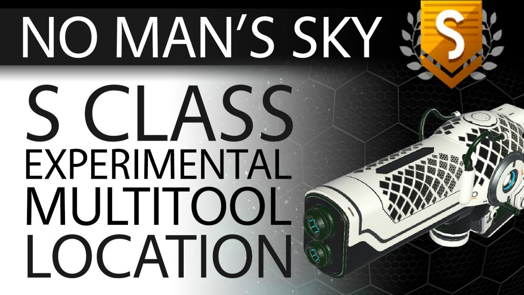 10 No Man's Sky Black Diamond Decal S Class Experimental Multitool - Available ALL - Xaine's World NMS Thumbnail