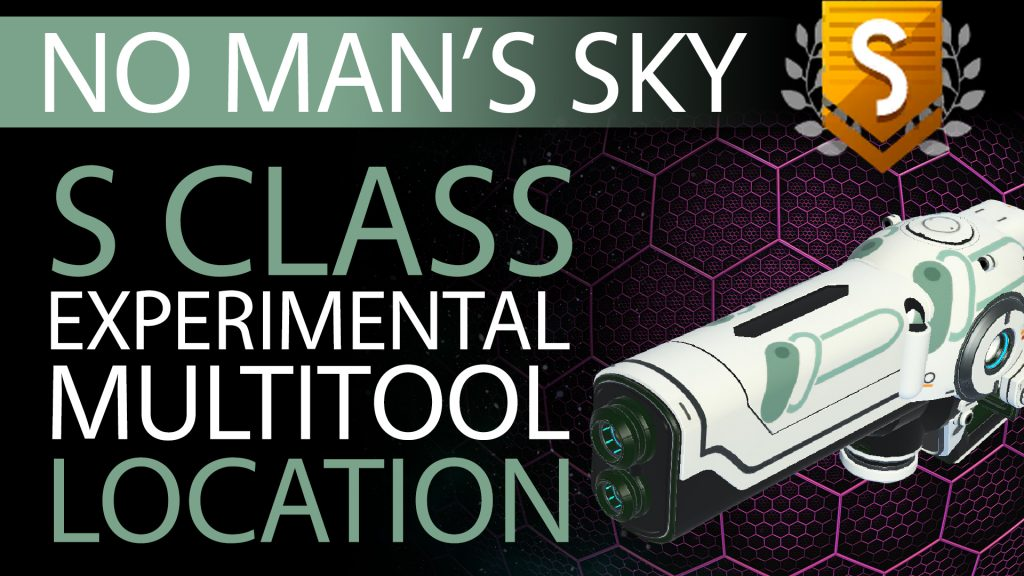 14 No Man's Sky Mint Green Decal S Class Experimental Multitool - Available to ALL - Xaine's World NMS Thumbnail