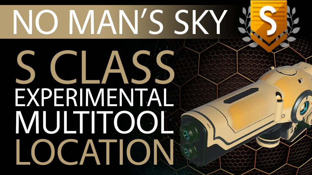 16 No Man's Sky Peach & Apricot Fade S Class Experimental Multitool - Available ALL - Xaine's World NMS Thumbnail