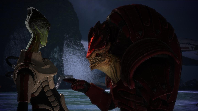 Mass Effect 1 Wrex Screenshot