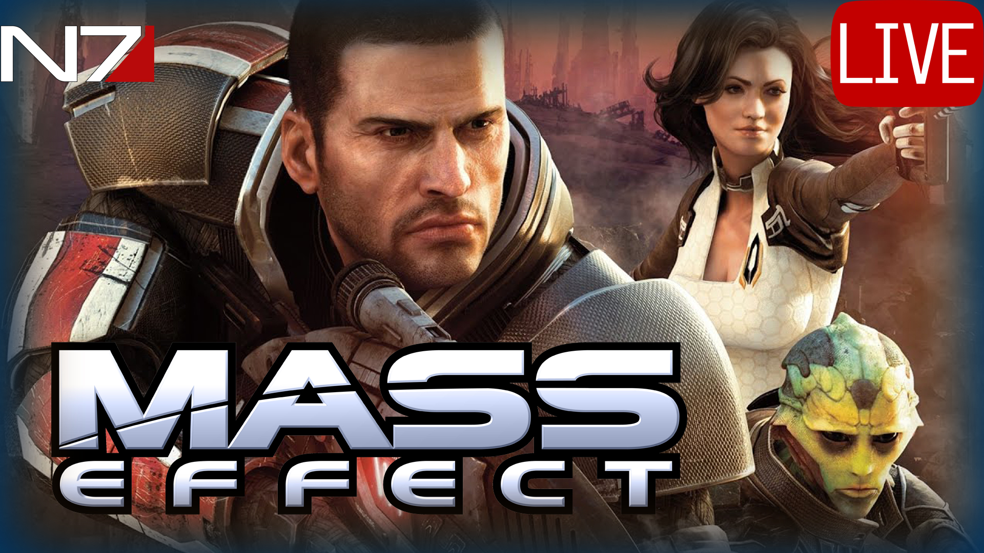 Mass Effect 2 Thumbnail Live