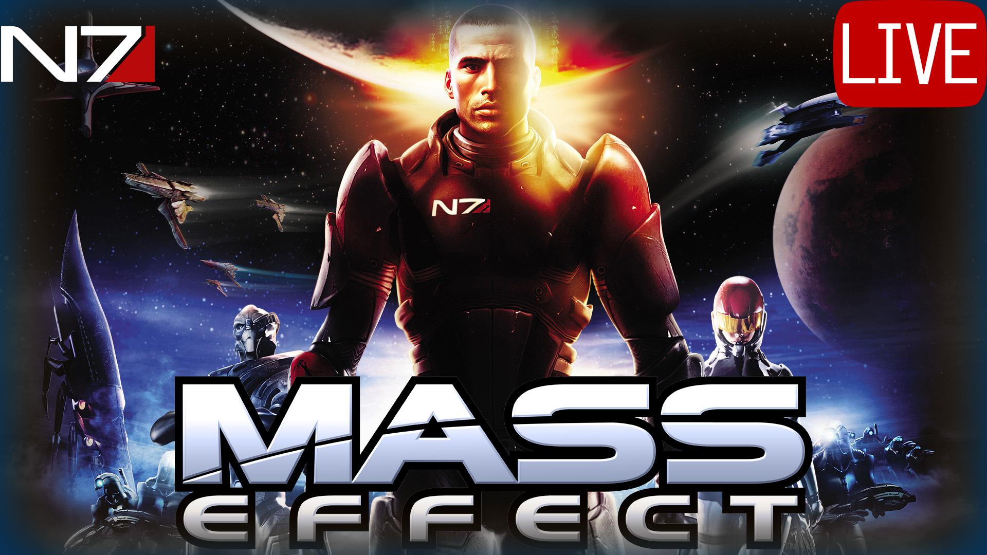 Mass Effect Thumbnail Live