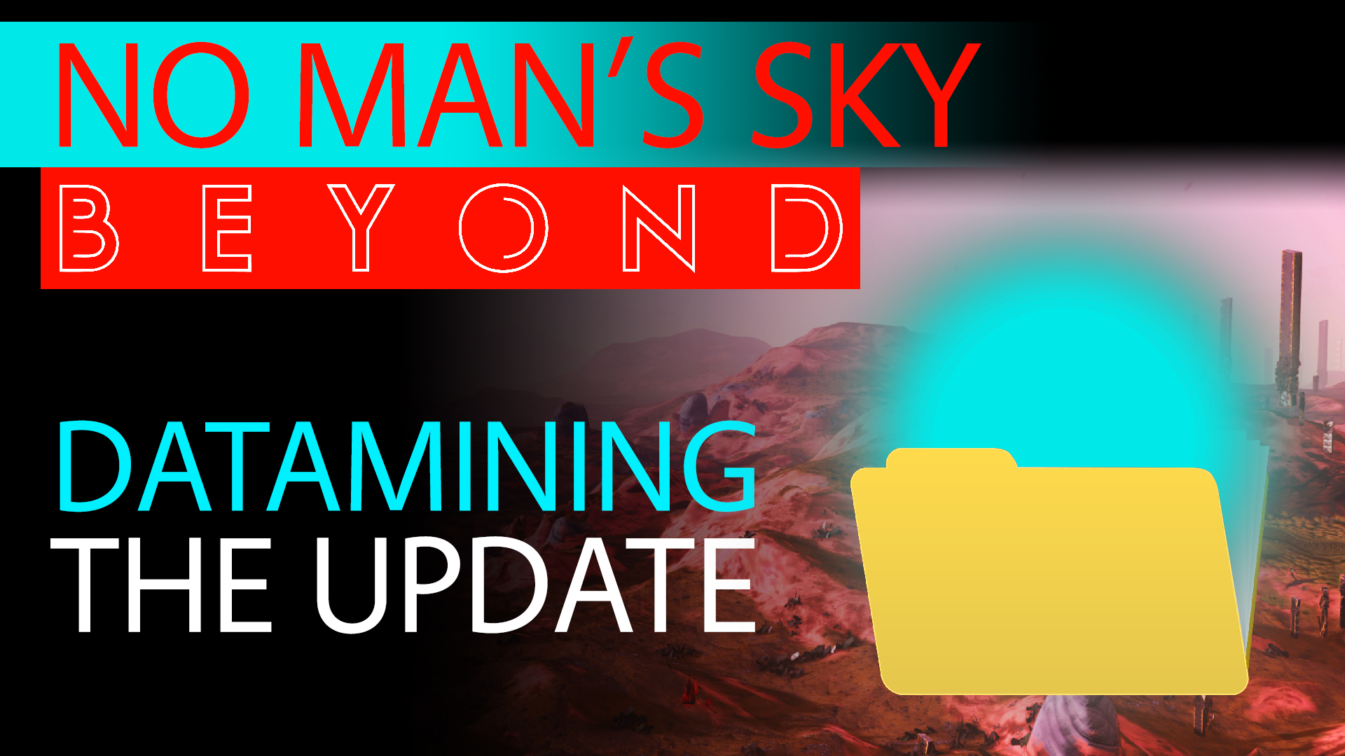 No Man's Sky Beyond Datamining the Update - Hidden Things in the Game Files Thumbnail