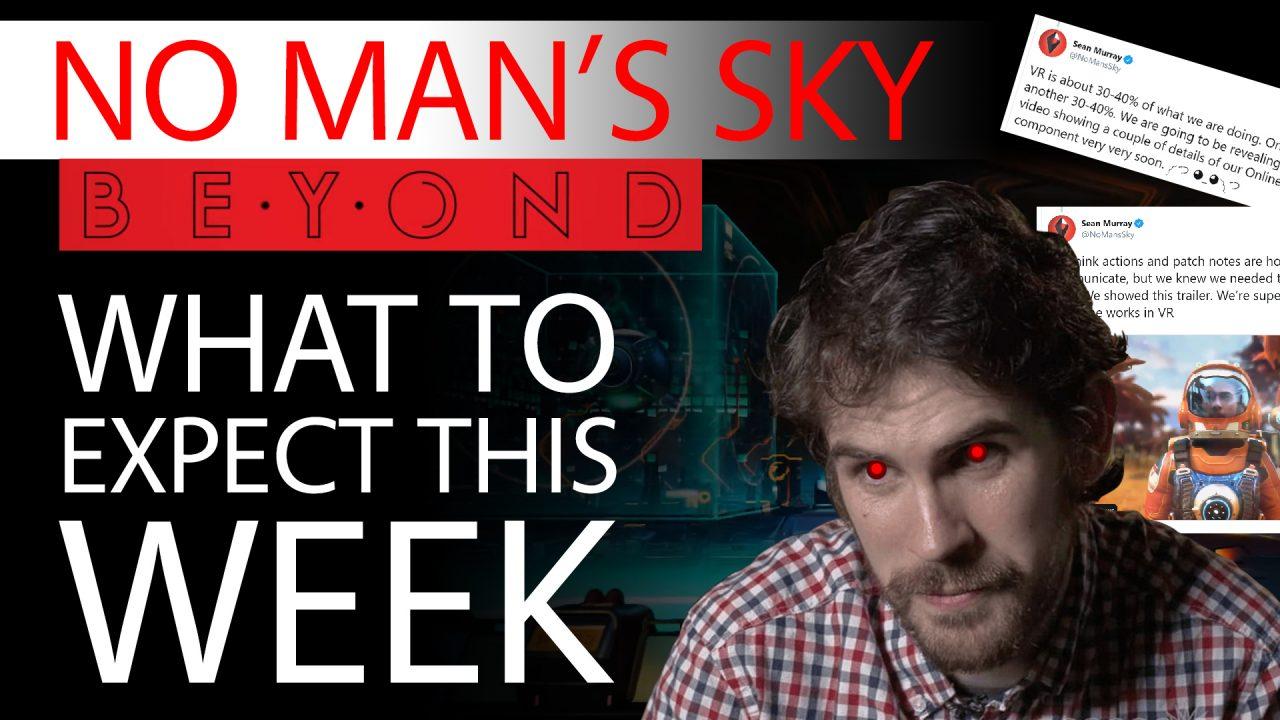 No Man's Sky Beyond News - Sean Murray Tweets a Storm, Good Things Coming Thumbnail