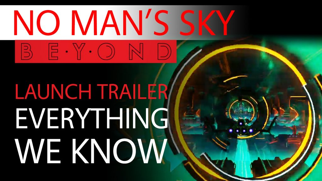 No Man's Sky Beyond Update News - Launch Trailer - Everything We Know Thumbnail 2