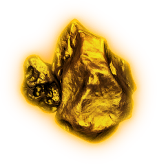 No Man's Sky Substance Asteroid 2 Gold