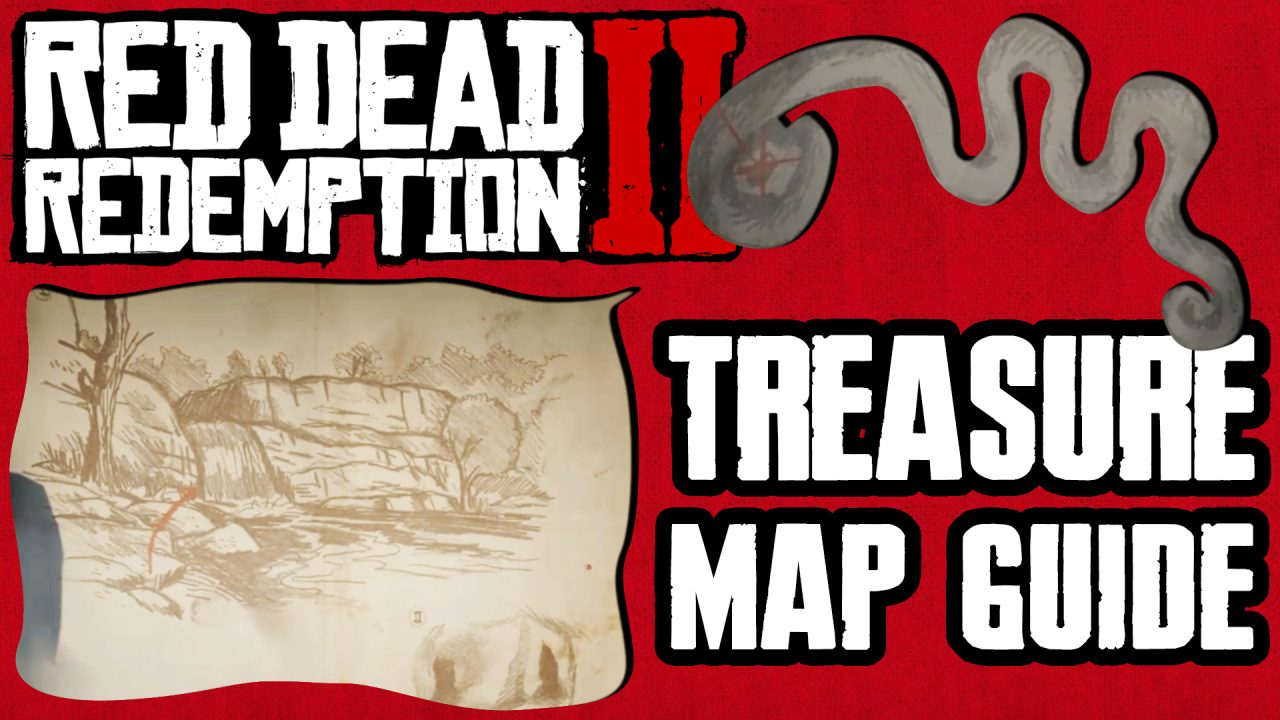 TREASURE MAP LOCATION & FULL GUIDE TO OVER $2000 IN RED DEAD REDEMPTION 2 Thumbnail