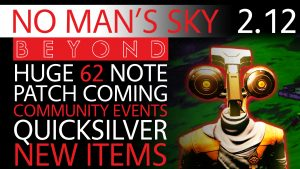 HUGE new 62 Note No Man's Sky Beyond Patch with Quicksilver Items and Community Events Xaine's World Thumbnail