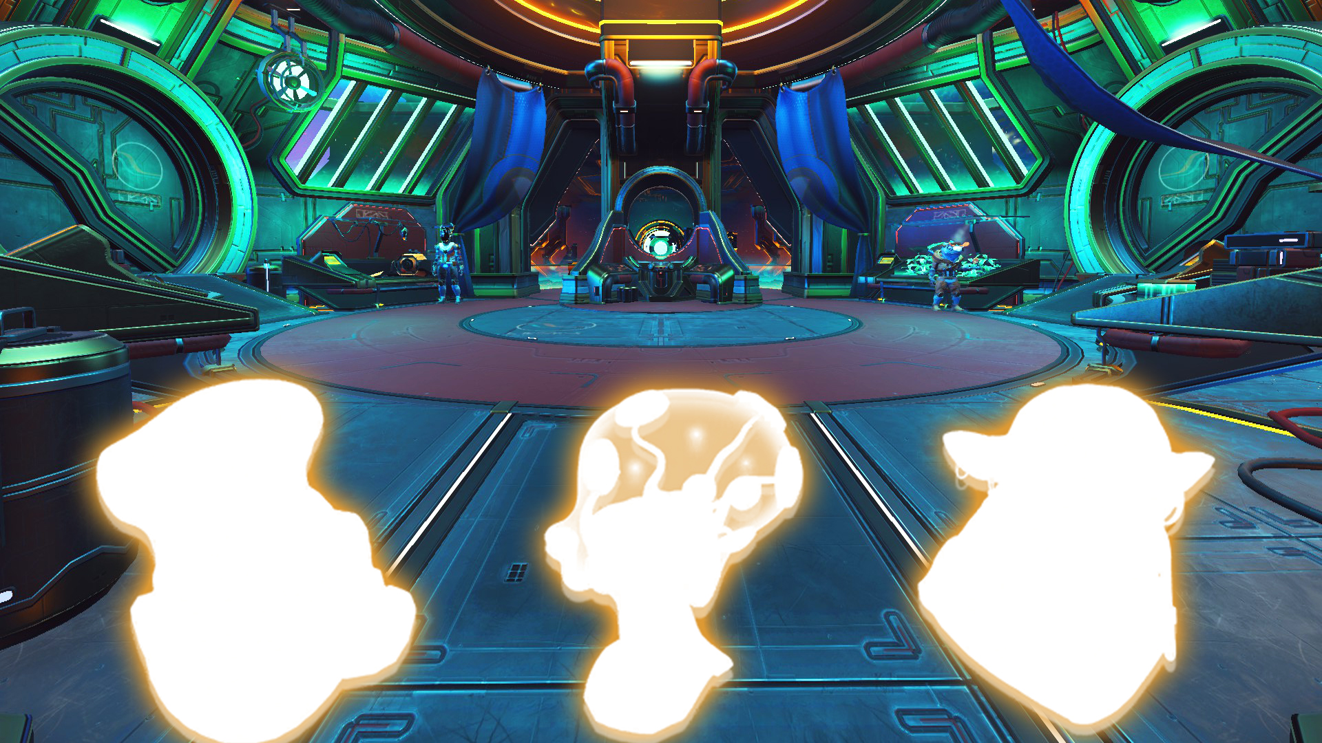 3 new Helmets Added to No Man's Sky & Quicksilver Cost in Sneaky Update