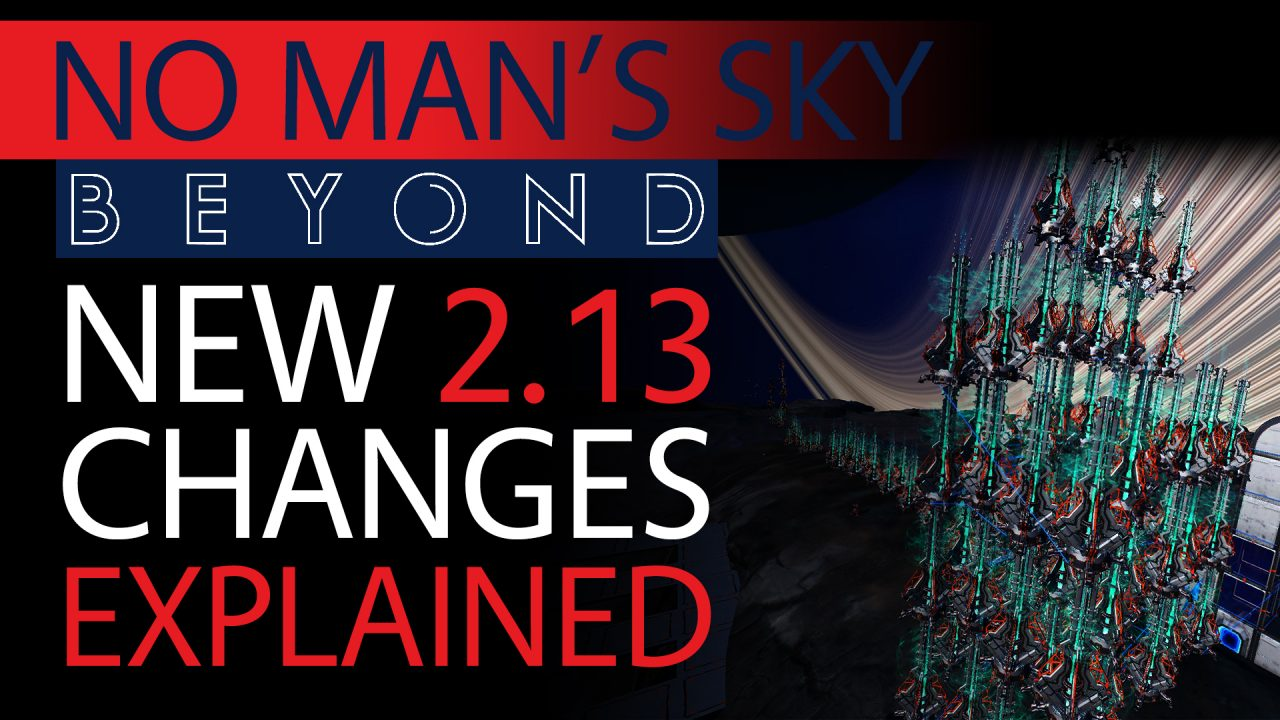 No Man's Sky 2.13 Farming, Hotspot, Survey & More Changes Fully Explained - Xaine's World NMS Beyond