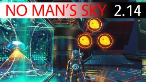 No Man's Sky Beyond News - Patch 2.14 Fixes Missing Quicksilver Missions, Portal Glyphs & More