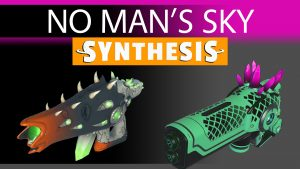Epic Alien & Experimental S Class Multi-tool - No Man's Sky Synthesis - How Many Multi-tools Now