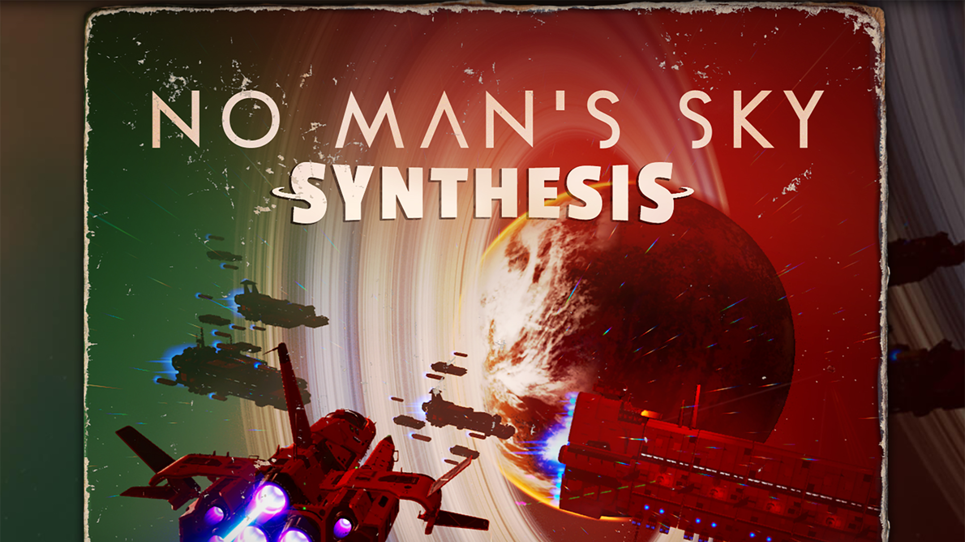 No Man's Sky Synthesis Update Is Here! 297 Changes - Multiple Multitools, Salvaging Ships & More!