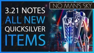 Epic Upcoming Quicksilver Items! No Man's Sky Companions Update Patch 3.21 Notes & New Items for NMS
